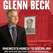 America's March to Socialism: Why We're One Step Closer to Giant Missile Parades Audiobook, by Glenn Beck