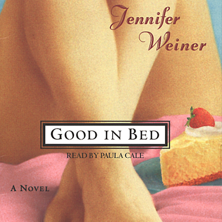 Printable Good In Bed Audiobook Cover Art