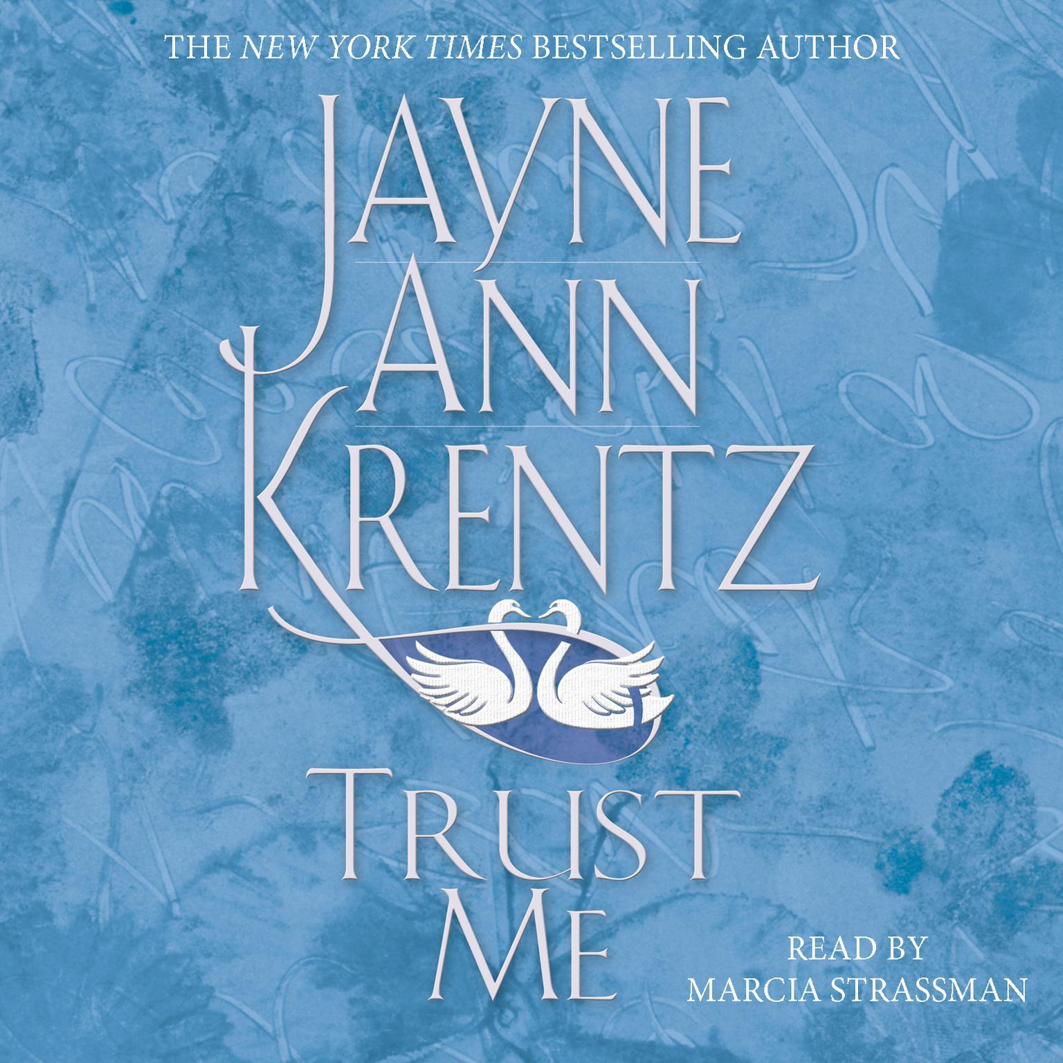 Printable Trust Me Audiobook Cover Art