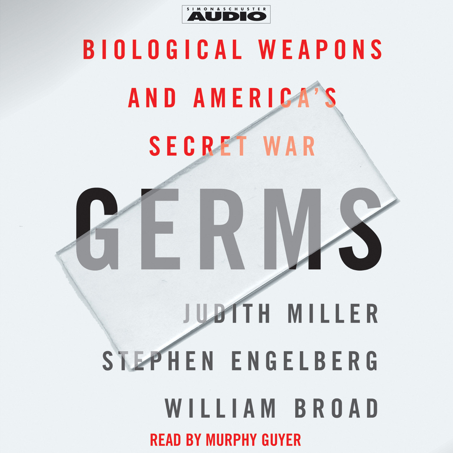 Printable Germs: Biological Weapons and America's Secret War Audiobook Cover Art