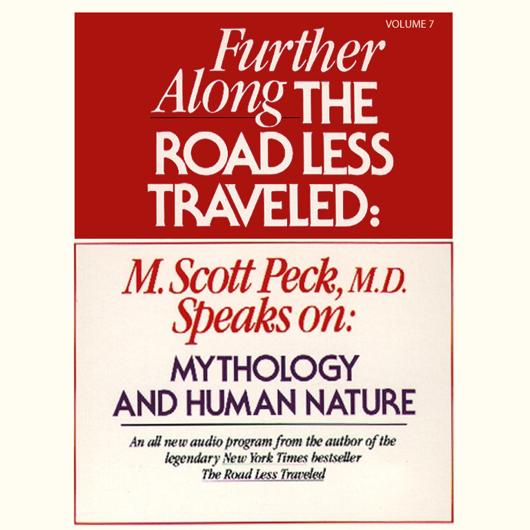 Printable Further along the Road Less Traveled: Mythology and Human Nature Audiobook Cover Art