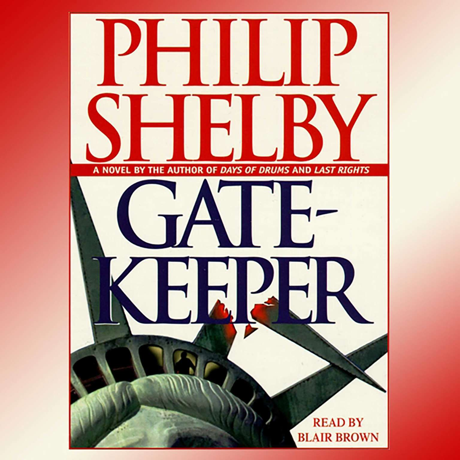 Printable Gatekeeper Audiobook Cover Art
