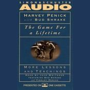 The Game for a Lifetime: More Lessons and Teachings, by Harvey Penick