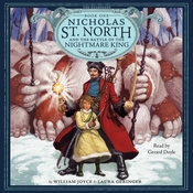 Nicholas St. North and the Battle of the Nightmare King, by Laura Geringer, William Joyce