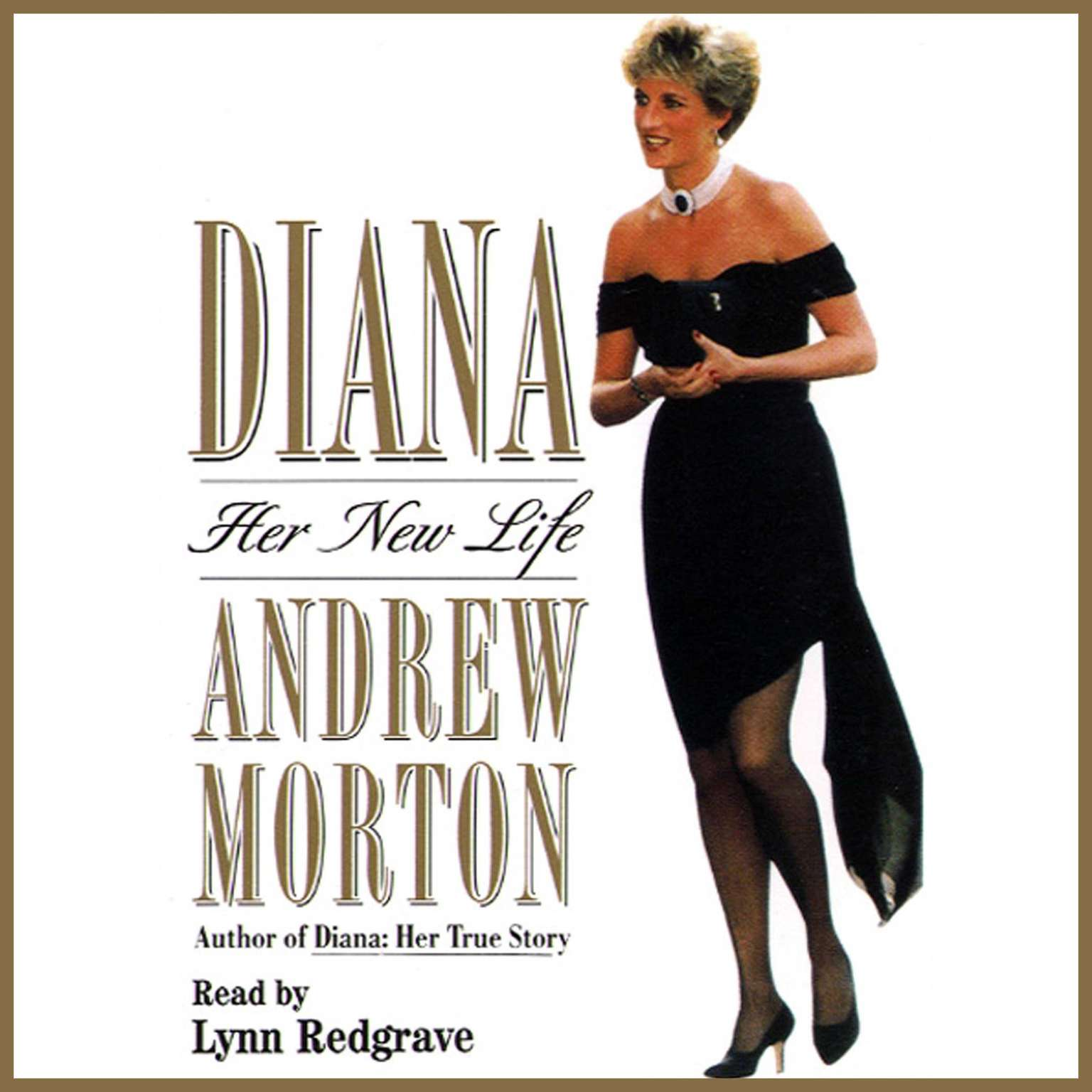 Printable Diana: Her New Life: Her New Life Audiobook Cover Art