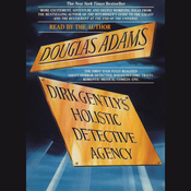 Dirk Gently's Holistic Detective Agency, by Douglas Adams