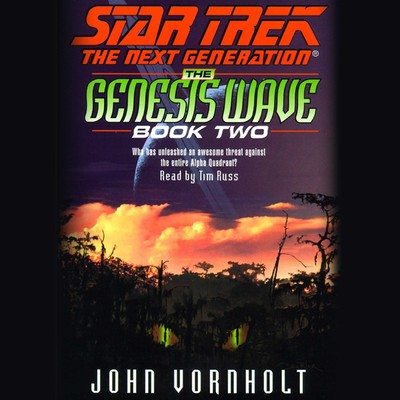 The Genesis Wave Book 2 Audiobook, by John Vornholt