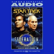Star Trek: Federation, by Judith Reeves-Stevens