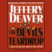 Devils Teardrop: A Novel of the Last Night of the Century Audiobook, by Jeffery Deaver