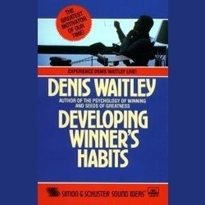 Printable Developing Winner Habits Audiobook Cover Art