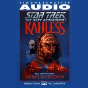 Star Trek the Next Generation: Kahless, by Michael Jan Friedman