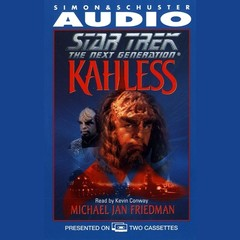 Kahless Audiobook, by Michael Jan Friedman