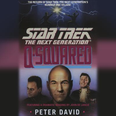 Q-Squared Audiobook, by Peter David