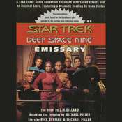 Star Trek Deep Space Nine: Emissary, by J. M. Dillard