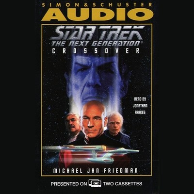 Crossover Audiobook, by