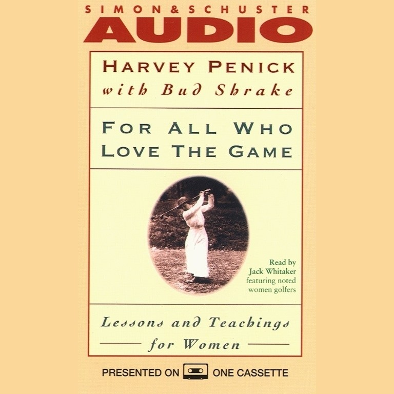 Printable For All Who Love the Game: Lessons and Teachings for Women Audiobook Cover Art