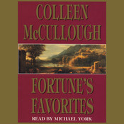 Fortune's Favorites Audiobook, by Colleen McCullough