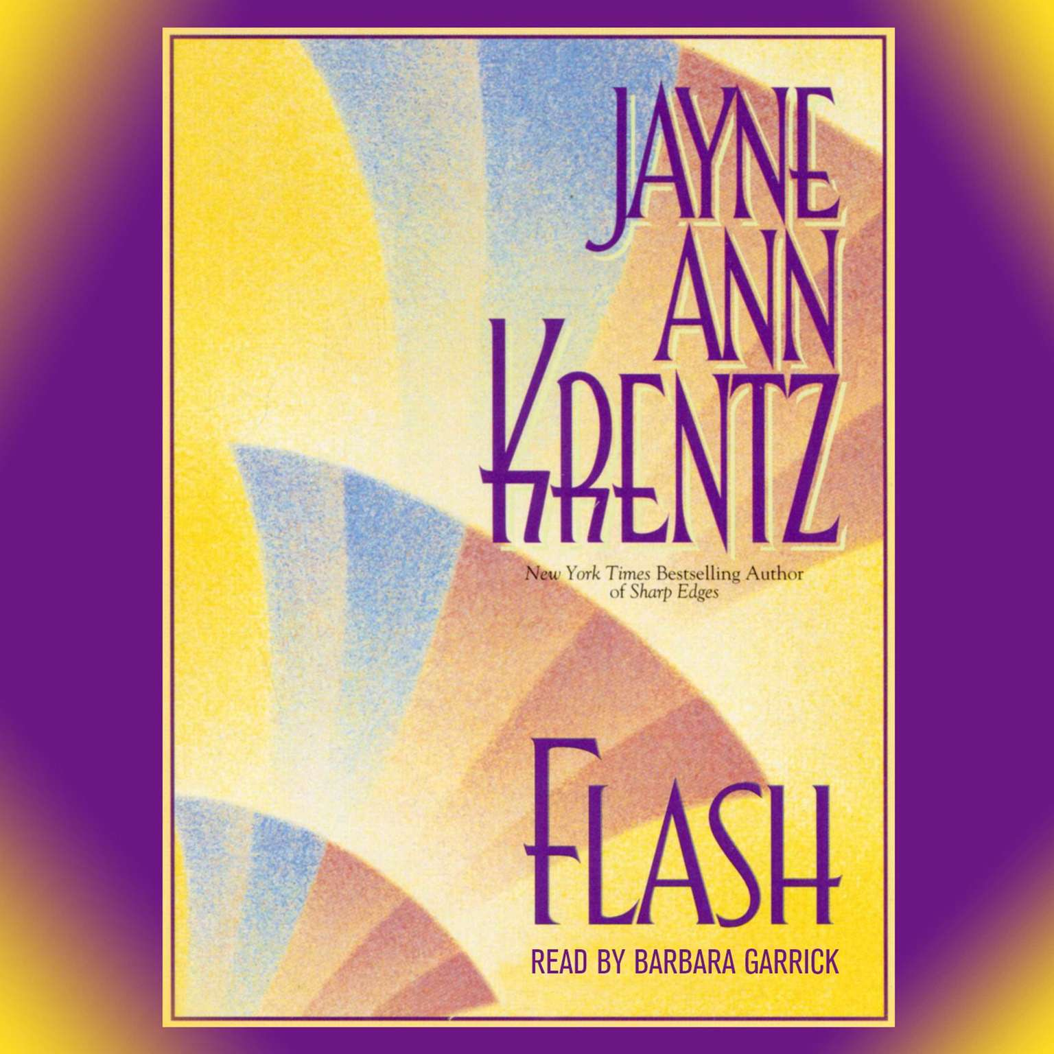 Printable Flash Audiobook Cover Art