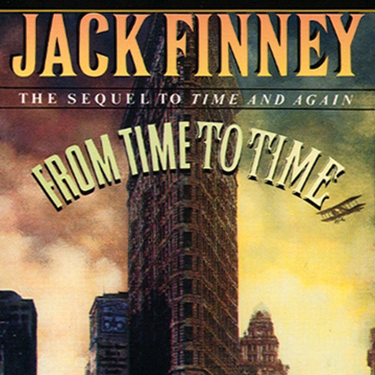 Printable From Time to Time: The Sequel to Time and Again  Audiobook Cover Art