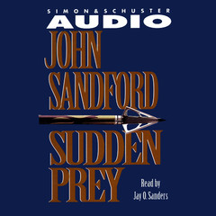 Sudden Prey Audiobook, by John Sandford
