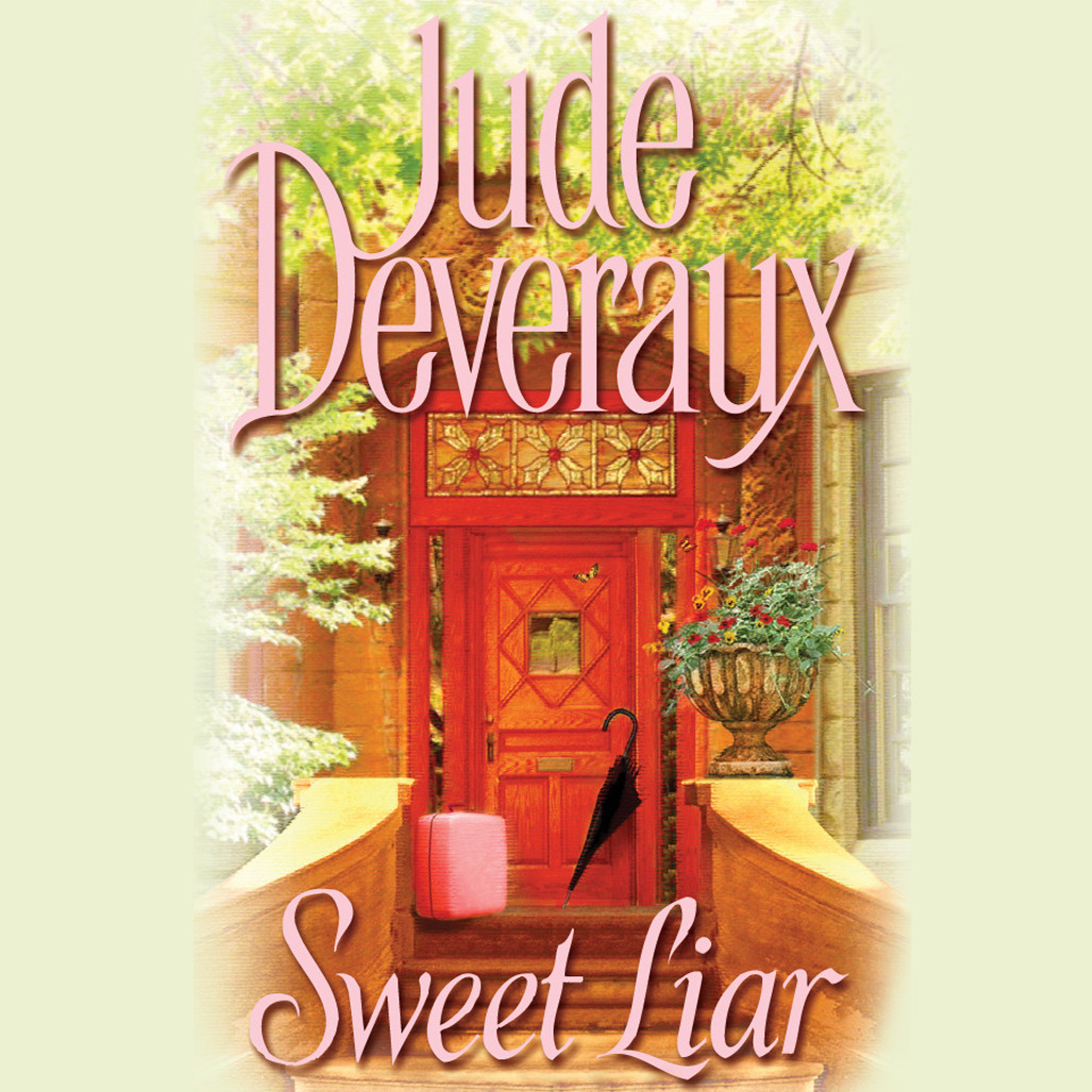 Printable Sweet Liar Audiobook Cover Art