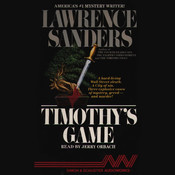 Timothy's Game, by Lawrence Sanders