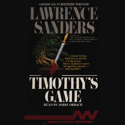 Timothy's Game Audiobook, by Lawrence Sanders