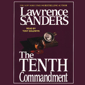 Tenth Commandment, by Lawrence Sanders