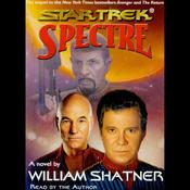 Spectre Audiobook, by William Shatner