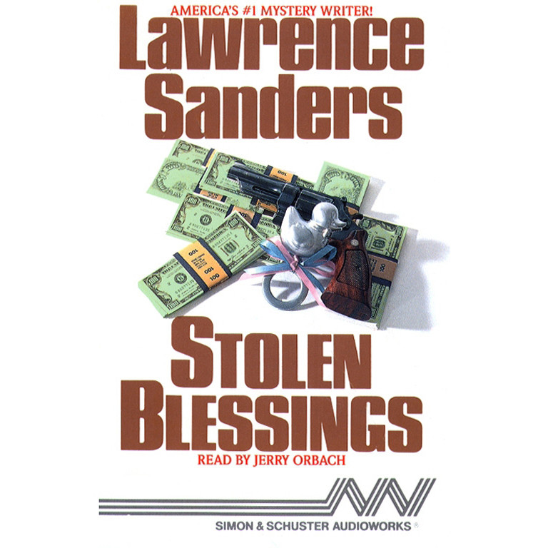 Printable Stolen Blessings Audiobook Cover Art