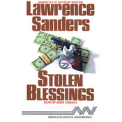 Stolen Blessings, by Lawrence Sanders, Sanders