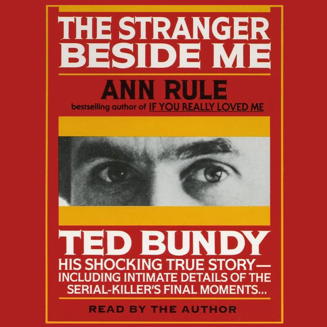 Printable The Stranger Beside Me Audiobook Cover Art