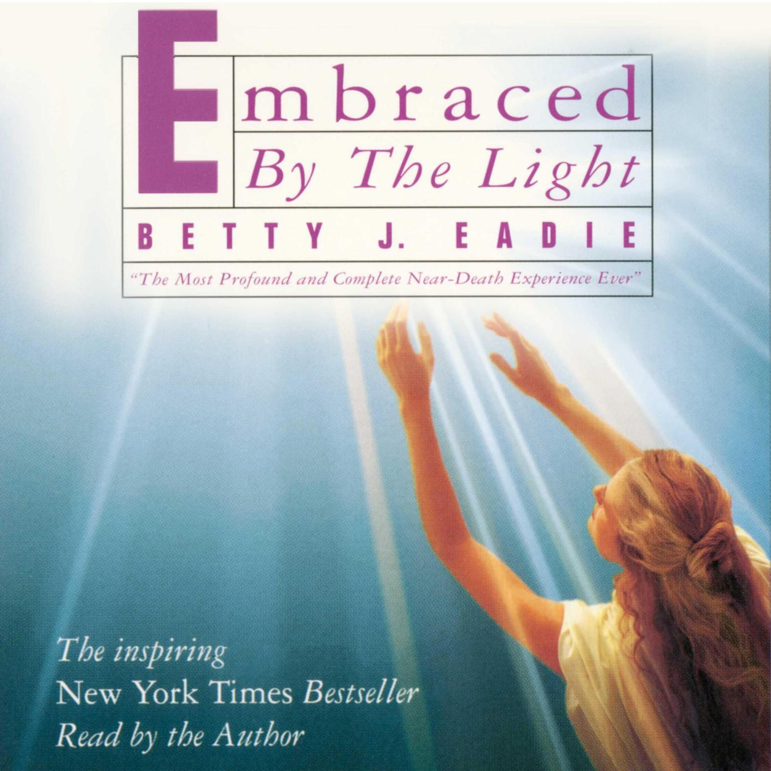 Printable Embraced by the Light Audiobook Cover Art
