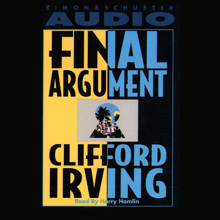 Printable Final Argument Audiobook Cover Art