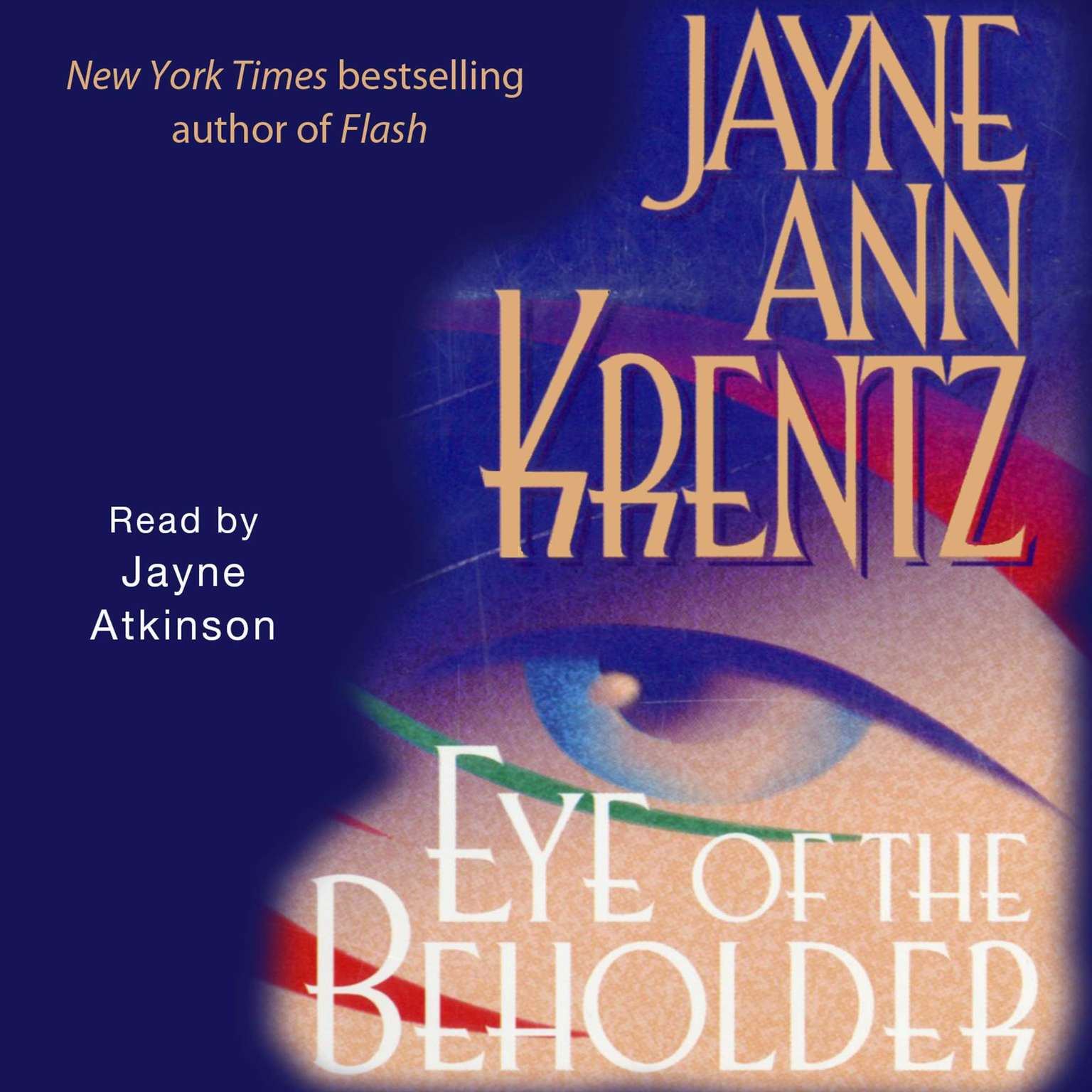 Printable Eye of the Beholder Audiobook Cover Art
