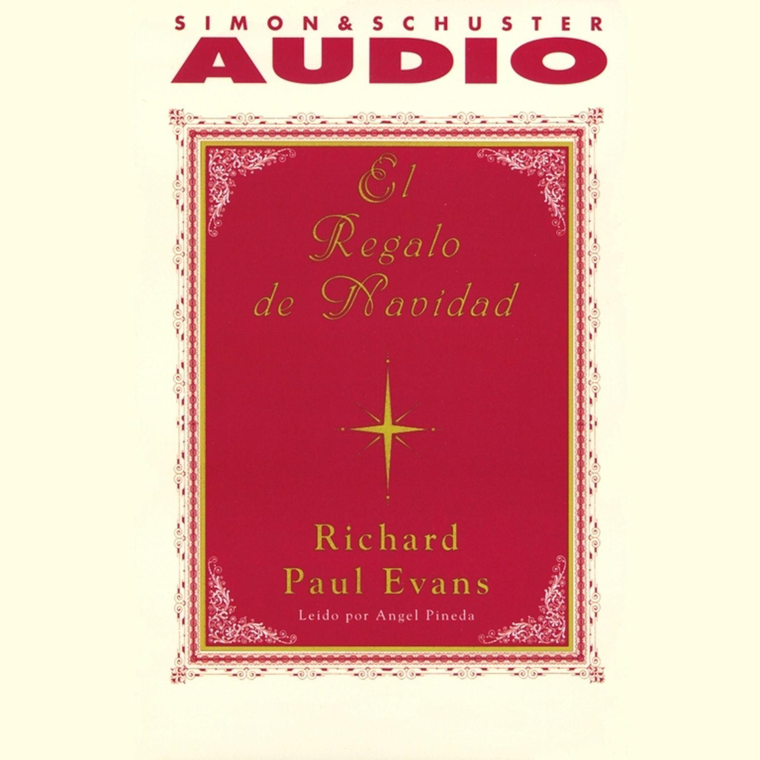 Printable El Regalo De Navidad Audiobook Cover Art