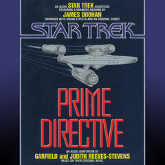 Star Trek: Prime Directive Audiobook, by Garfield Reeves-Stevens, Judith Reeves-Stevens