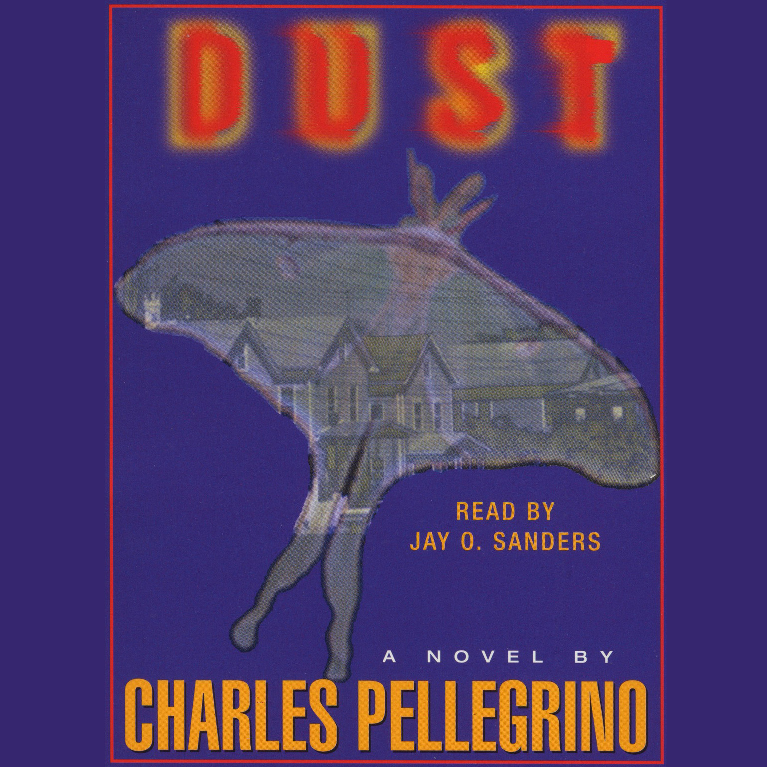 Printable Dust Audiobook Cover Art