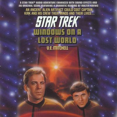Windows on a Lost World Audiobook, by V. E. Mitchell