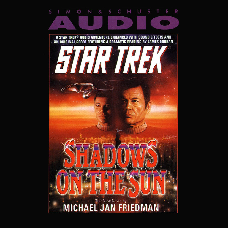 Printable Shadows of the Sun Audiobook Cover Art