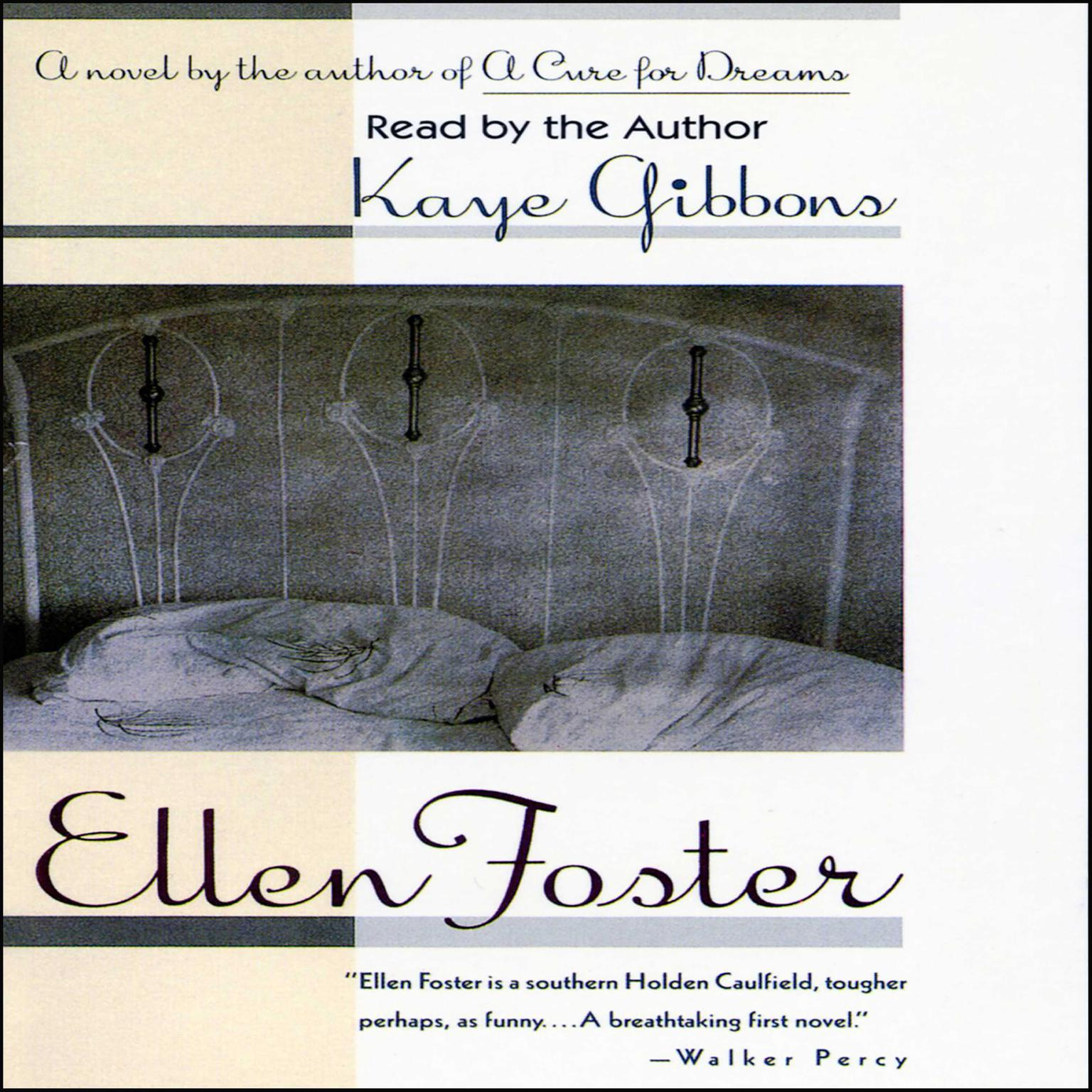 Printable Ellen Foster Audiobook Cover Art