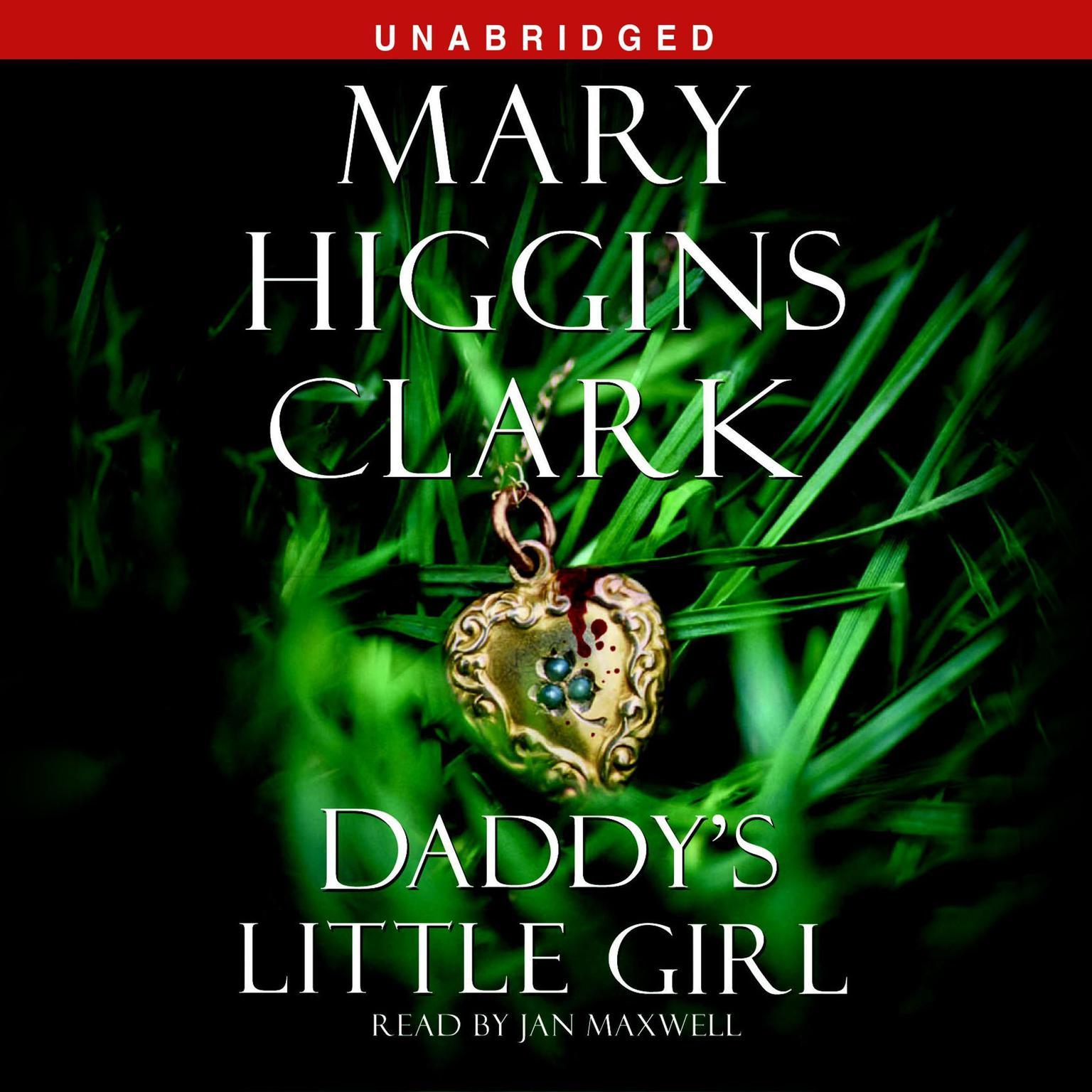 Printable Daddy's Little Girl Audiobook Cover Art