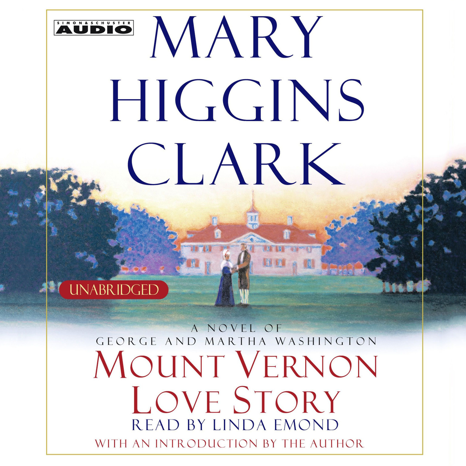 Printable Mount Vernon Love Story: A Novel of George and Martha Washington Audiobook Cover Art