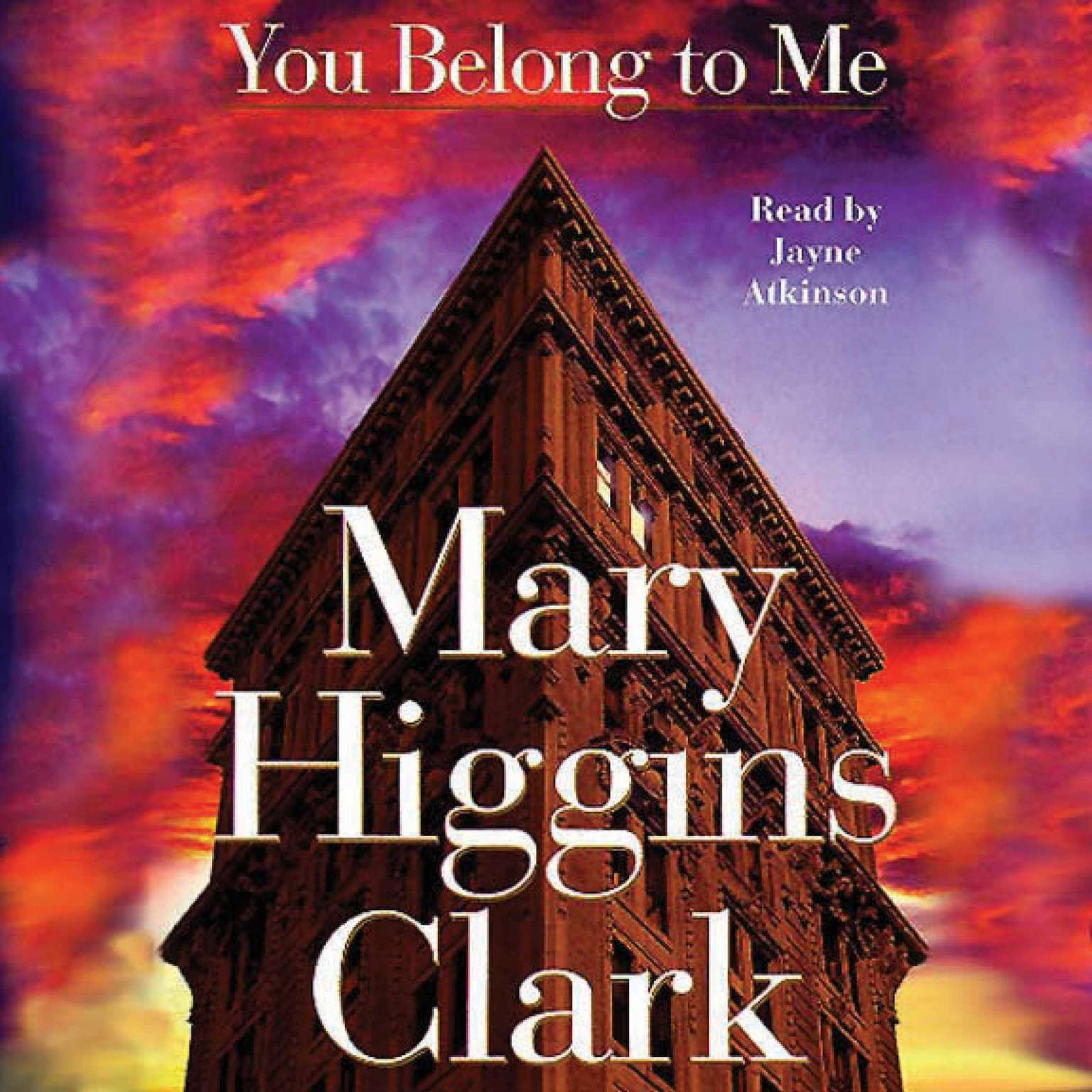 Printable You Belong To Me Audiobook Cover Art