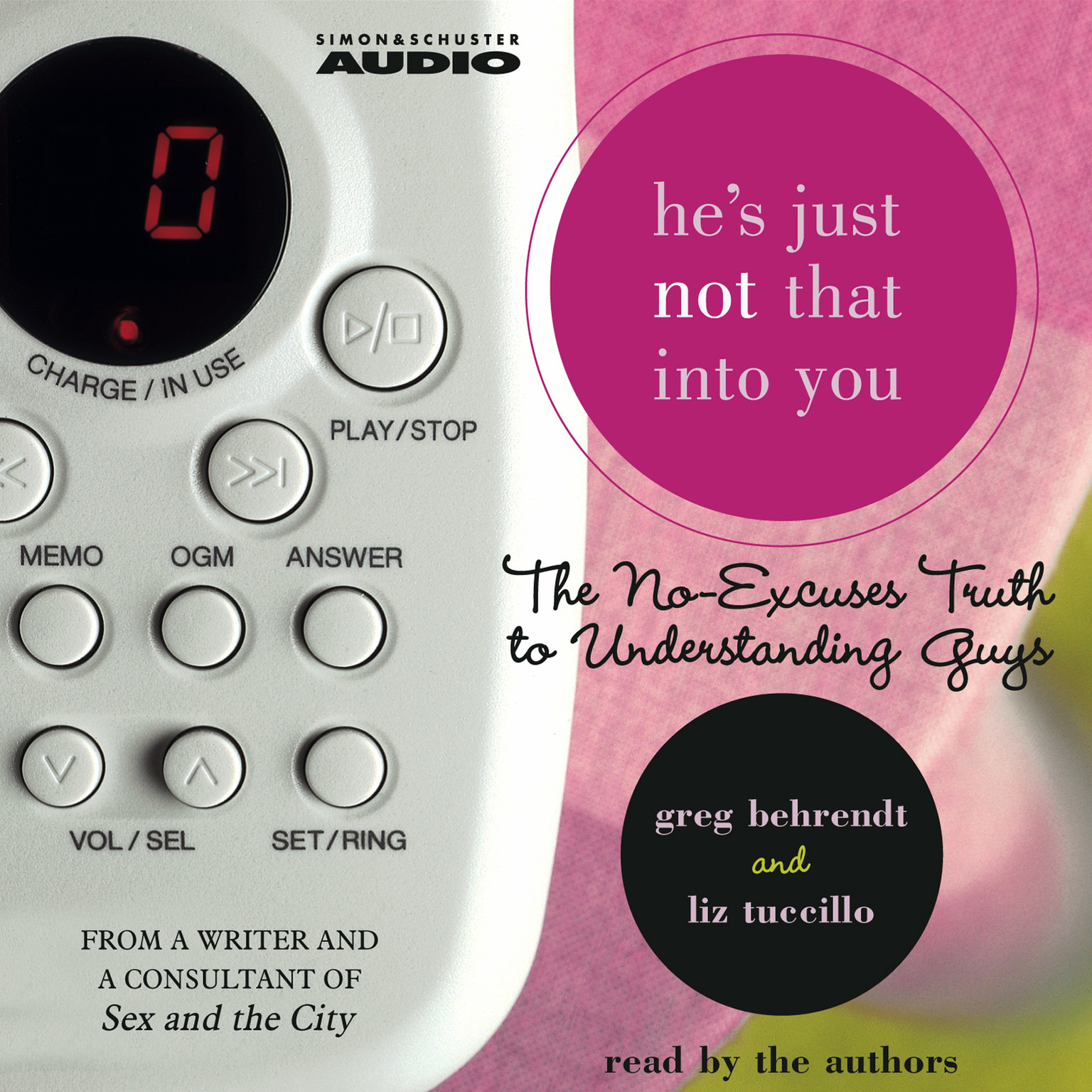 Printable He's Just Not That Into You: The No-Excuses Truth to Understanding Guys Audiobook Cover Art
