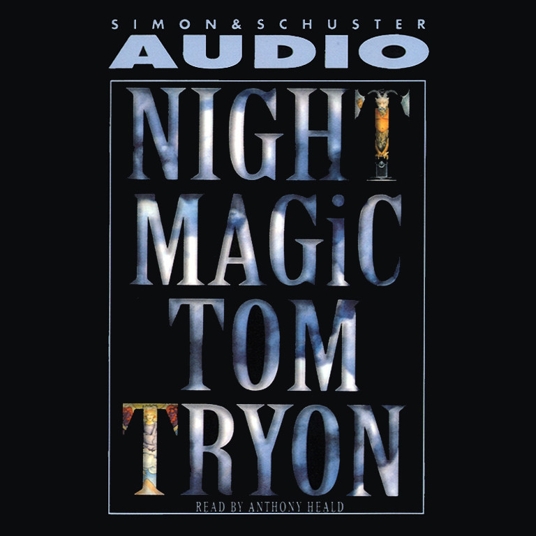 Printable Night Magic Audiobook Cover Art