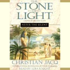 Nefer the Silent Audiobook, by Christian Jacq