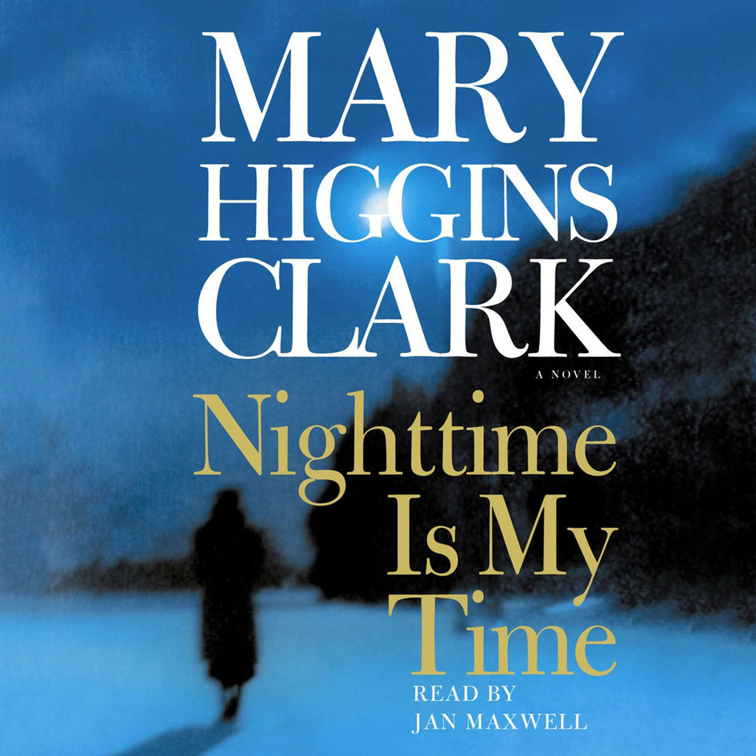 Printable Nighttime Is My Time Audiobook Cover Art