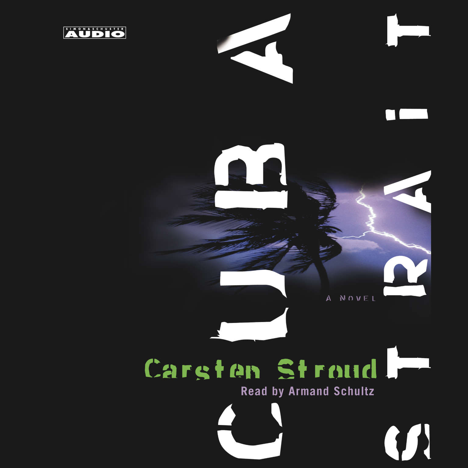 Printable Cuba Strait: A Novel Audiobook Cover Art
