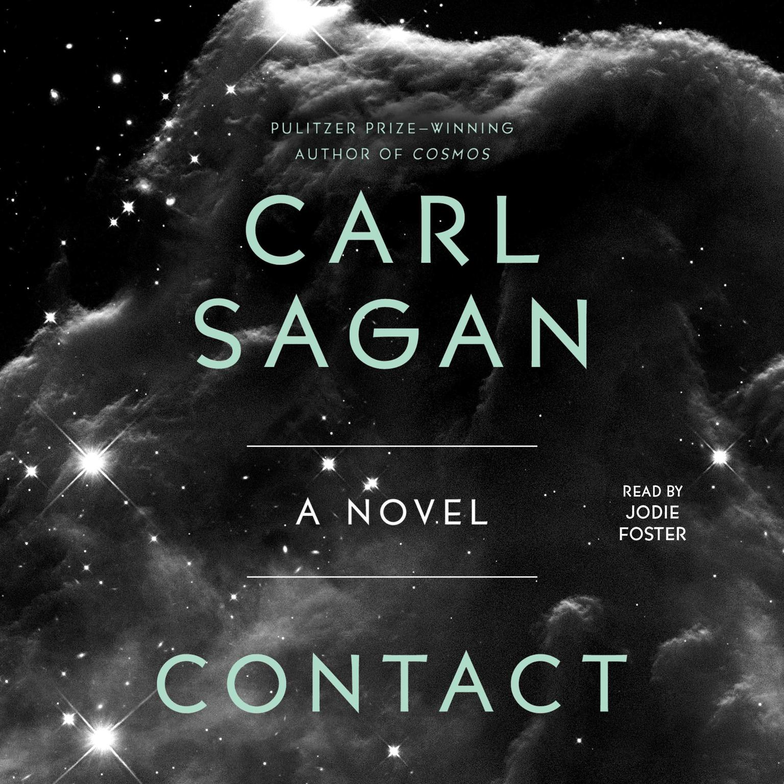 Printable Contact Audiobook Cover Art